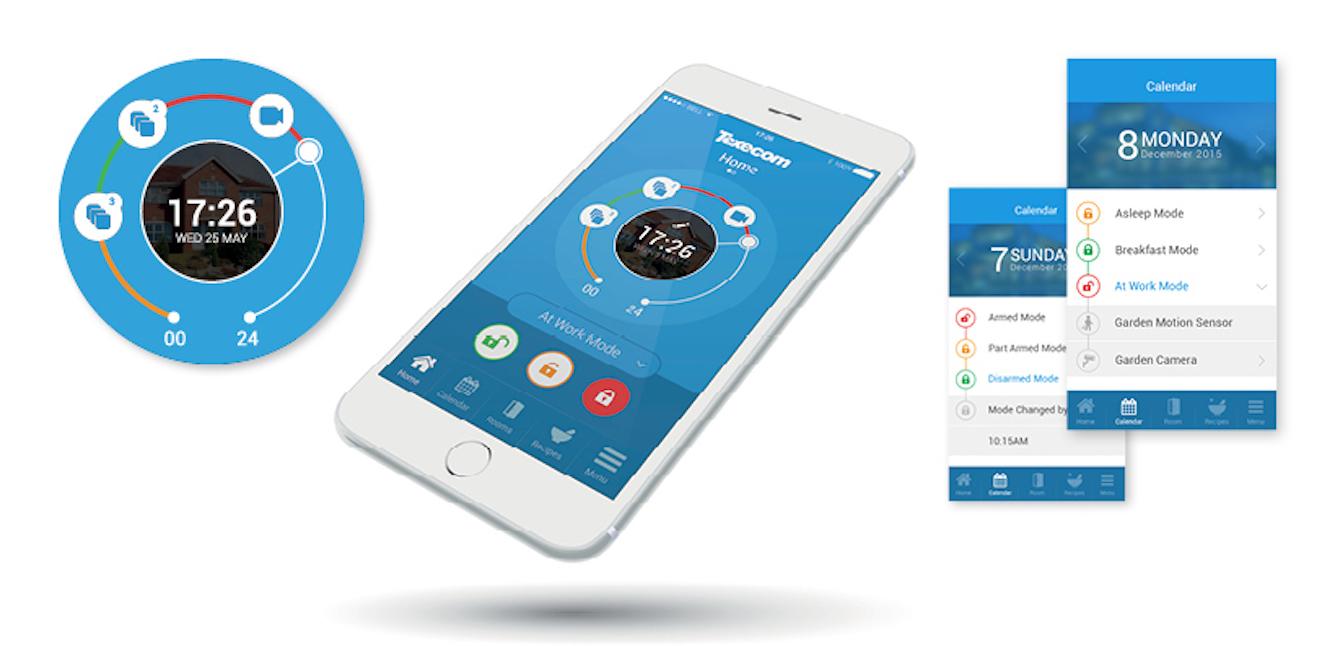 texecom connect smartphone app