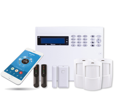 Supply and Install Burglar Alarms