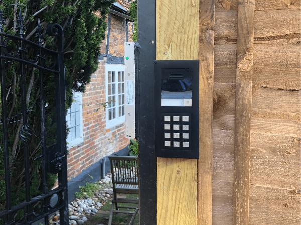 smartech automated gates