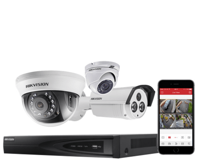 hd and ip cctv camera
