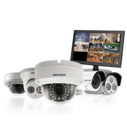 home security camera installer