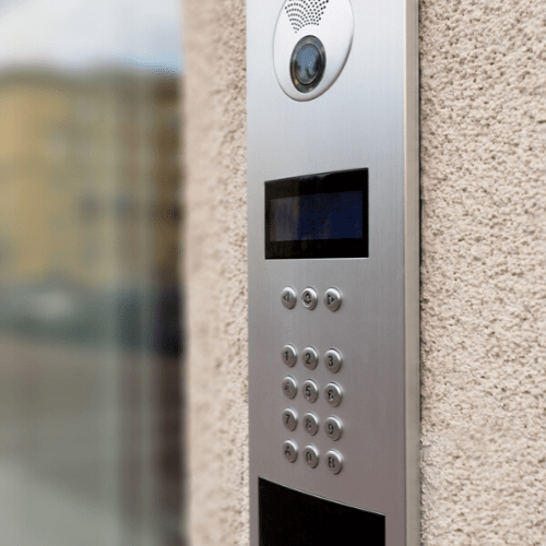 Audio Video Intercom Installation