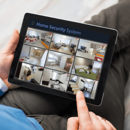 Home Security Cameras Fitted