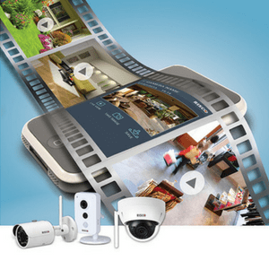 feature of home security alarm system