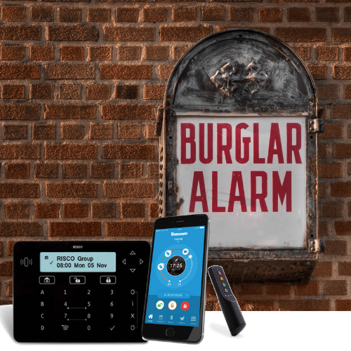 Upgrade your Wired Alarm