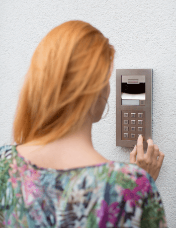 Installation of Automated security alarm, locks, cctv and intercoms