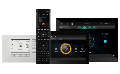 control4 interfaces