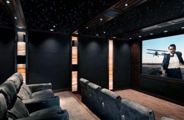 Cinema Room Seating