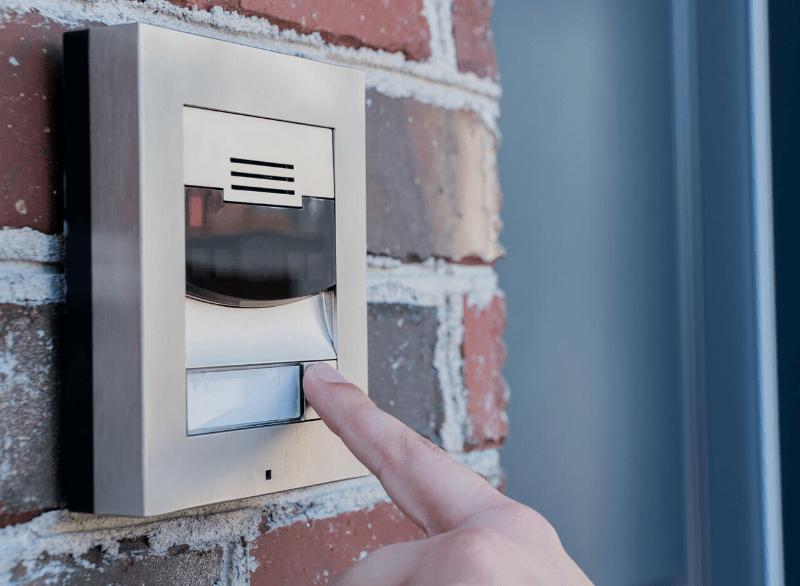 Control4 Intercom Installation