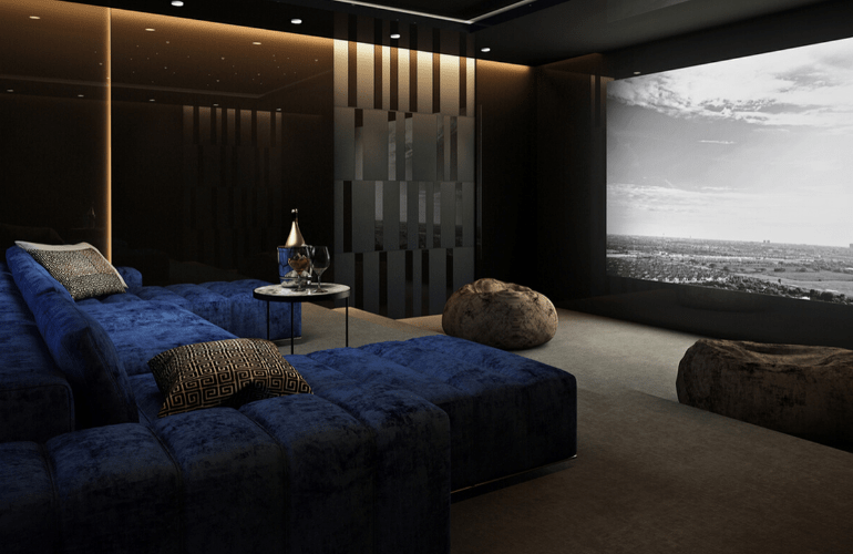 bespoke home cinema