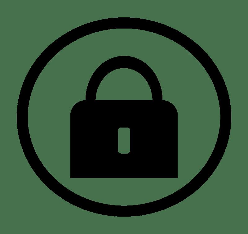 Lock Button Risco