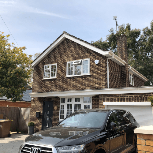 Installation of Burglar Alarms, CCTV and Intercom in Camberley Albion Road, , Sandhurst