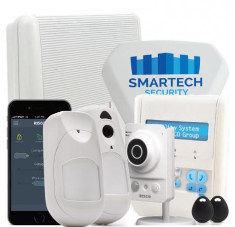 Risco Agility3 Burglar Alarm with IP Camera & Camera Sensor