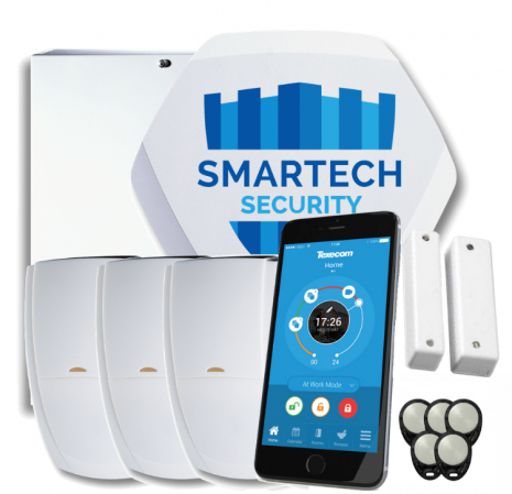 Buy Texecom Premier Elite Wired Intruder Alarm Installed