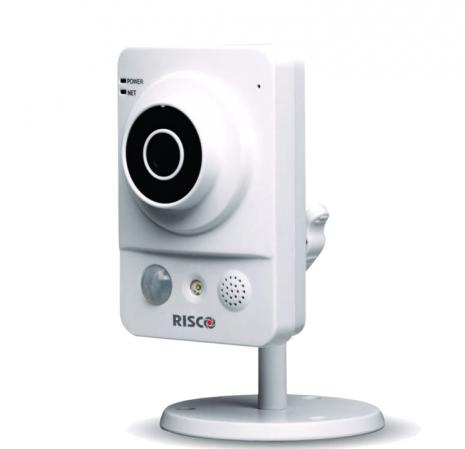 IP camera for self monitored burglar alarms