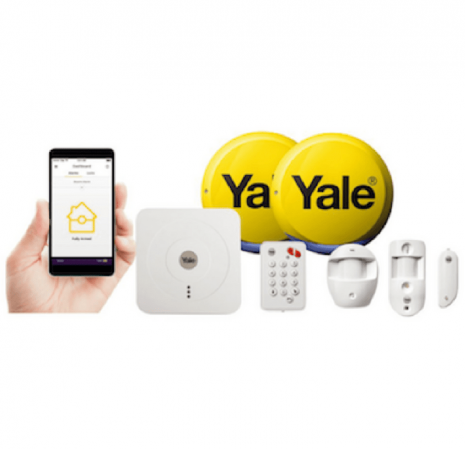 Yale Smart Home Wireless Intruder Alarm with Mobile App | Smartech