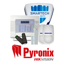 Pyronix Alarms
