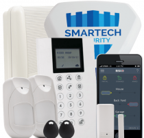 Risco Agility 4 IP & PSTN Wireless Burglar Alarm with Installation