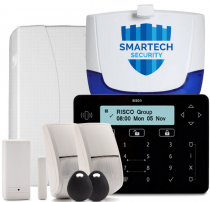 Risco LightSys 2 IP & PSTN  Hybrid Burglar Alarm with Installation