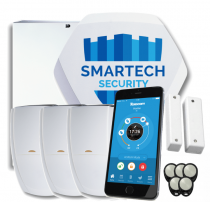 Texecom Wired Burglar Alarm with Installation