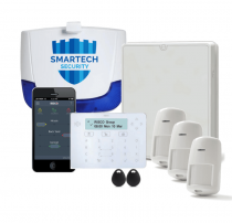 GT Plus Wired Risco Alarm