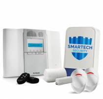 Visonic Powermax Complete Wireless Alarm with Installation