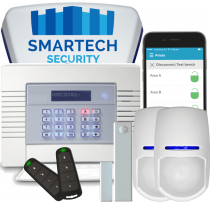 Fitted Pyronix Enforcer Digi WiFi Security Alarm
