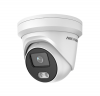 Fitted Hikvision 5 ColorVu 4MP fixed lens colour turret camera | Smartech Security