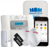 Visonic Powermaster-30 PSTN GSM And IP Wireless Burglar Alarm With Installation