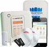 Fitted Visonic PowerMaster-10 Alarm With App