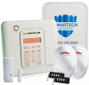 Fitted Visonic PowerMaster-10 Wireless Alarm