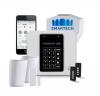 Visonic Powermaster-360R Wireless Burglar Alarm Installation - IP & GSM