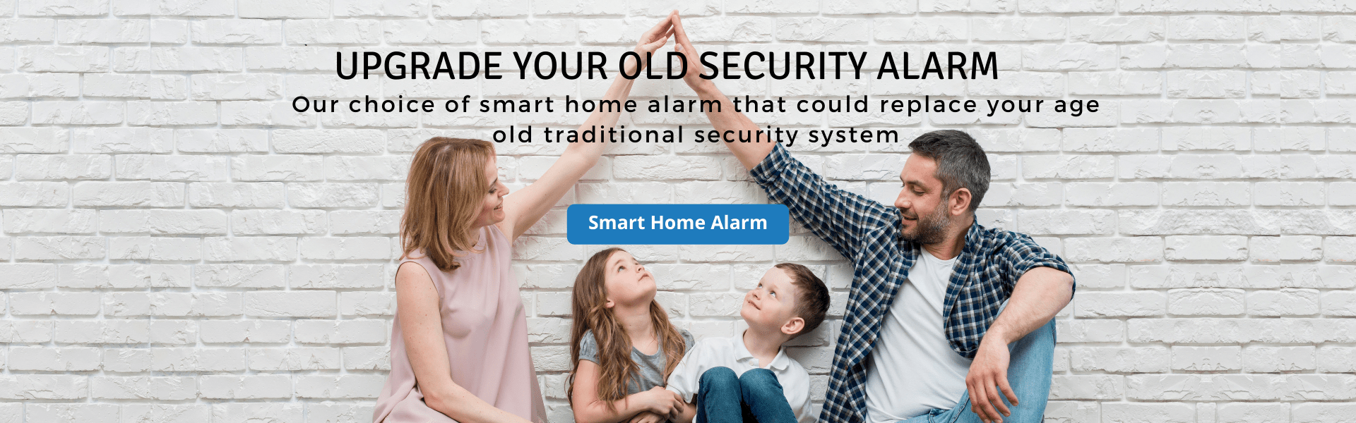 Upgrade your home alarm